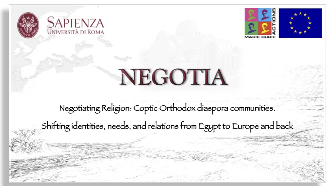 Immagine del Project NEGOTIA