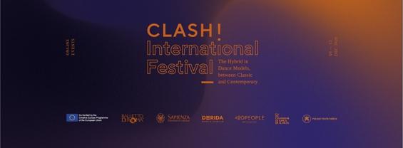 Immagine CLASH! International Festival