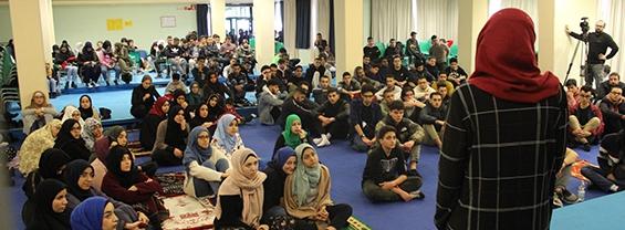 Incontro giovani Musulmani d'Italia